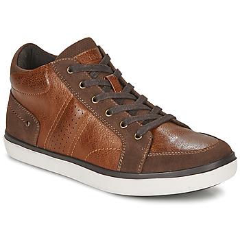 鞋子 男士 高帮鞋 André MOMBASSA 棕色