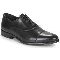 鞋子 男士 系带短筒靴 André WILEXA 黑色
