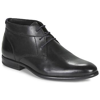 鞋子 男士 短筒靴 André NEZIA 黑色
