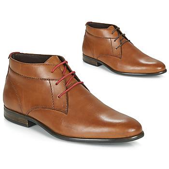 鞋子 男士 短筒靴 André NEZIA 棕色