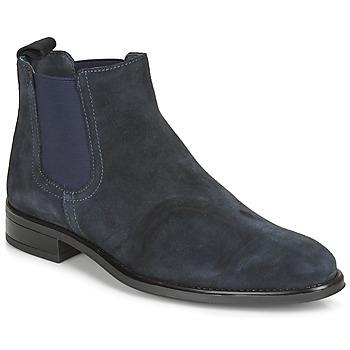 鞋子 男士 短筒靴 André NORLAND 2 海蓝色