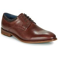 鞋子 男士 德比 André RUIBI 棕色