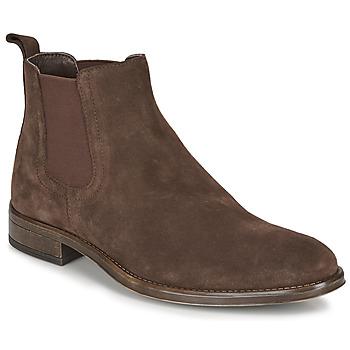 鞋子 男士 短筒靴 André NORLAND 2 棕色