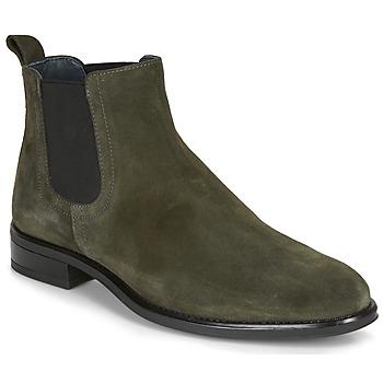 鞋子 男士 短筒靴 André NORLAND 2 绿色