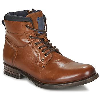 鞋子 男士 短筒靴 André CLABA 棕色