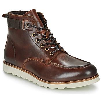 鞋子 男士 短筒靴 André MARDON 棕色