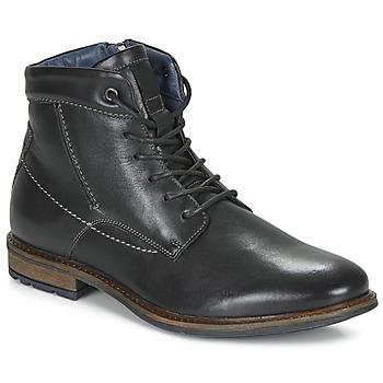 鞋子 男士 短筒靴 André CHIROS 黑色