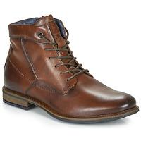 鞋子 男士 短筒靴 André CHIROS 棕色