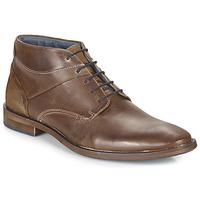 鞋子 男士 短筒靴 André KILWAL 棕色