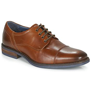 鞋子 男士 德比 André BYRON 棕色