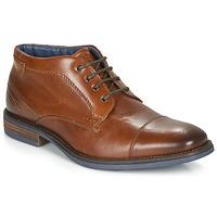 鞋子 男士 短筒靴 André BARTHUS 棕色