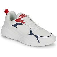 鞋子 男士 球鞋基本款 André MARATHON 白色