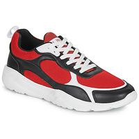 鞋子 男士 球鞋基本款 André MARATHON 红色