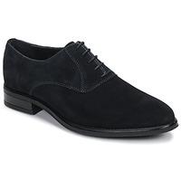 鞋子 男士 系带短筒靴 André CHARMING 蓝色