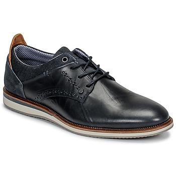 鞋子 男士 德比 André ROADMAP 海蓝色