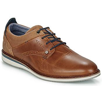 鞋子 男士 德比 André ROADMAP 棕色