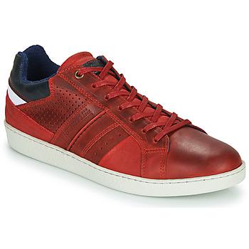 鞋子 男士 球鞋基本款 André SNEAKSHOES 红色