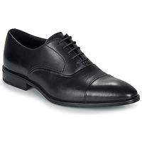 鞋子 男士 系带短筒靴 André REPLI 黑色