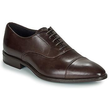 鞋子 男士 系带短筒靴 André REPLI 棕色