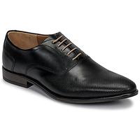 鞋子 男士 系带短筒靴 André PERFORD 黑色