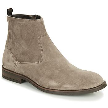 鞋子 男士 短筒靴 André LEMAN 灰色