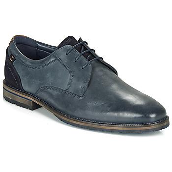 鞋子 男士 德比 André AIX 蓝色