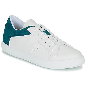 鞋子 男士 球鞋基本款 André BIOTONIC 白色