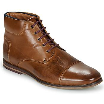 鞋子 男士 短筒靴 André SOMMET 棕色