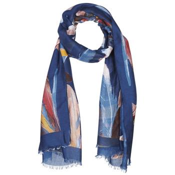 纺织配件 女士 围巾/披肩 André PLUMA 蓝色