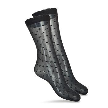 纺织配件 女士 短筒袜 André MADAME 黑色
