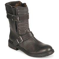 鞋子 女士 短筒靴 Fru.it ARLINE 黑色