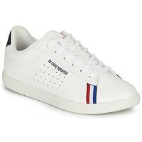 鞋子 男孩 球鞋基本款 Le Coq Sportif 乐卡克 COURTSTAR GS SPORT BBR 白色