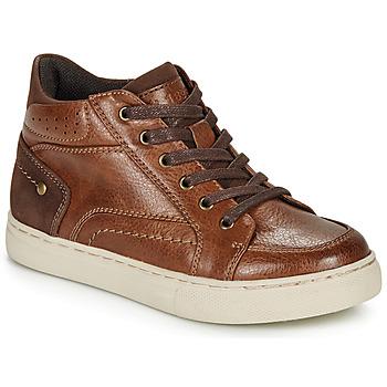 鞋子 男孩 高帮鞋 André FABOU 棕色