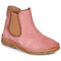鞋子 女孩 短筒靴 André ARIA 玫瑰色