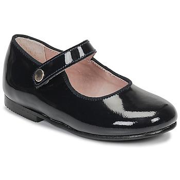 鞋子 女孩 平底鞋 André MADDI 海蓝色