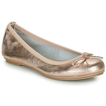 鞋子 女孩 平底鞋 André AVA 玫瑰色