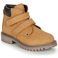 鞋子 男孩 短筒靴 André PHILDO 棕色