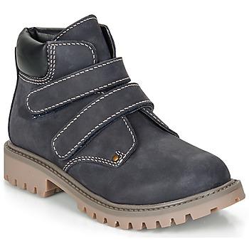 鞋子 男孩 短筒靴 André PHILDO 海蓝色