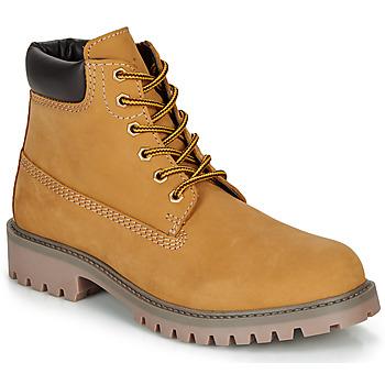 鞋子 男孩 短筒靴 André CHAMOIS 棕色 / 黄色