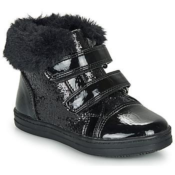 鞋子 女孩 短筒靴 André JUDITH 黑色