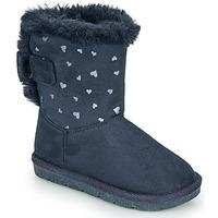 鞋子 女孩 短筒靴 André ZAPALA 海蓝色