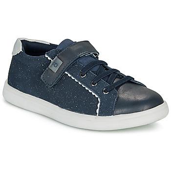 鞋子 女孩 球鞋基本款 André EUGENIA 黑色