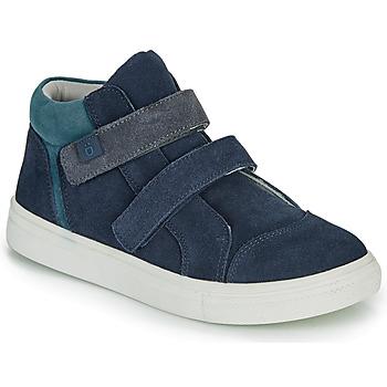 鞋子 男孩 高帮鞋 André UBUD 海蓝色