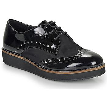 鞋子 女孩 德比 André FENELLA 黑色