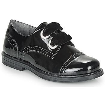 鞋子 女孩 德比 André ALANA 黑色