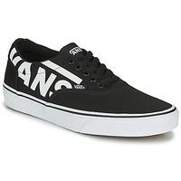 鞋子 男士 球鞋基本款 Vans 范斯 WARD MEN LOGO 黑色