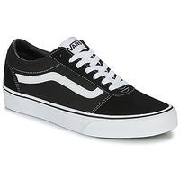 鞋子 男士 球鞋基本款 Vans 范斯 WARD M 黑色