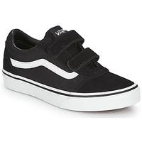 鞋子 儿童 球鞋基本款 Vans 范斯 WARD 黑色