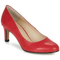 鞋子 女士 高跟鞋 André POMARA 2 红色
