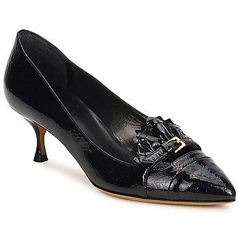 鞋子 女士 高跟鞋 Moschino Cheap & CHIC CA1021 黑色